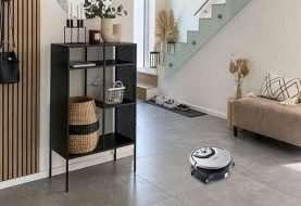Shinebot W455: un robot limpiasuelos