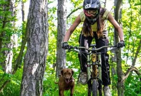 5 lugares para pedalear libremente en la Región Metropolitana
