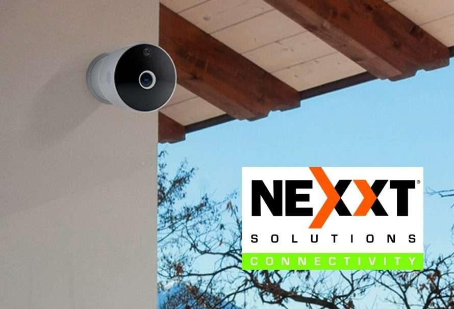 Nexxt Solutions lanza Cámara Inteligente Wi-Fi para exteriores