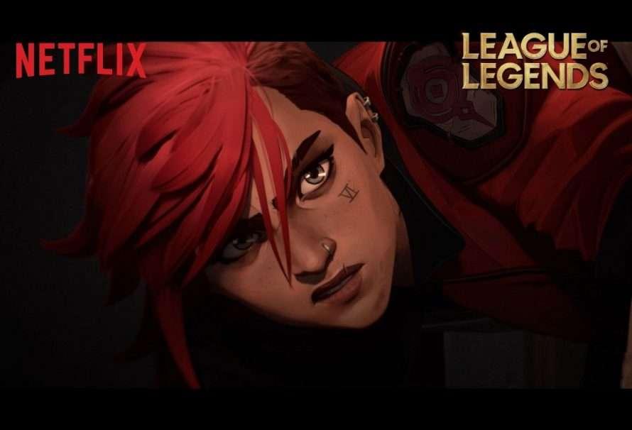 Riot Games y Netflix lanzan el primer tráiler de la serie Arcane