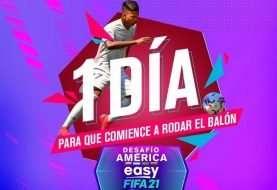 Desafío América Easy FIFA21 en las pantallas de TNT SPORTS