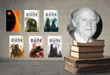 Las crónicas de Dune: Frank Herbert en septiembre 2021