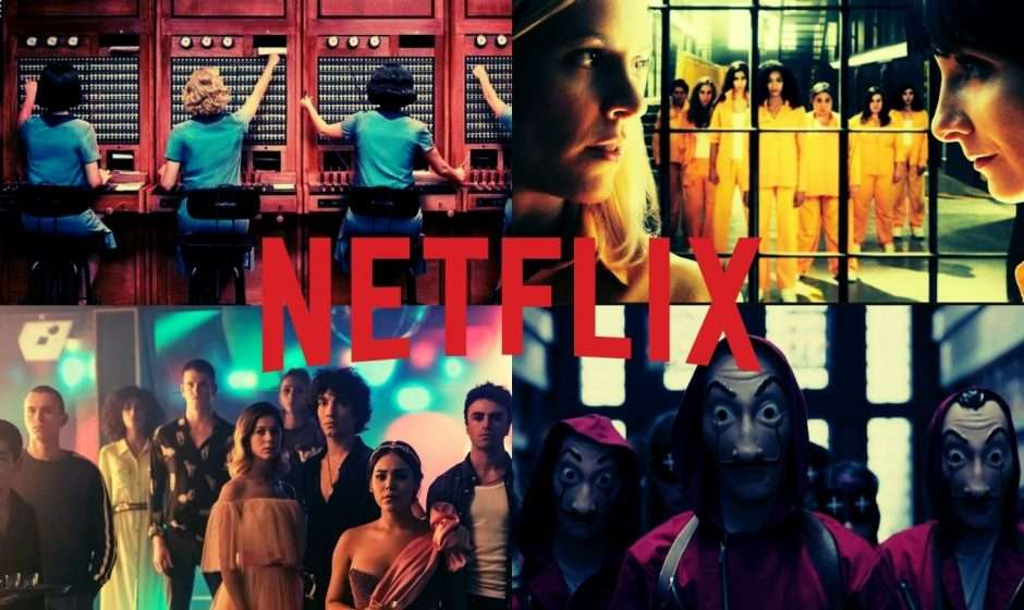 Las mejores series de Netflix en habla hispana