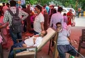 La India se prepara para una nueva ola de COVID-19 pero el escaso número de vacunados no ayuda