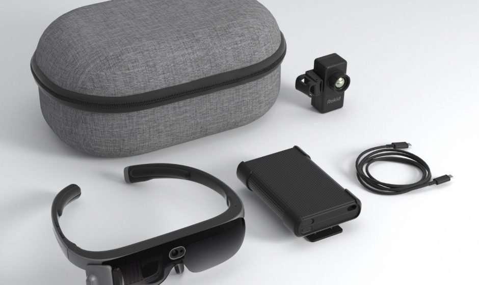 Review: Rokid Glass, realidad aumentada para la prevención del Covid-19