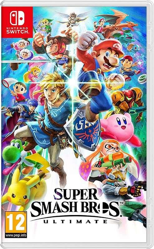 Comprar Super Smash Bros. Ultimate