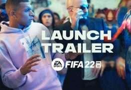 EA SPORTS FIFA 22 ya se encuentra disponible