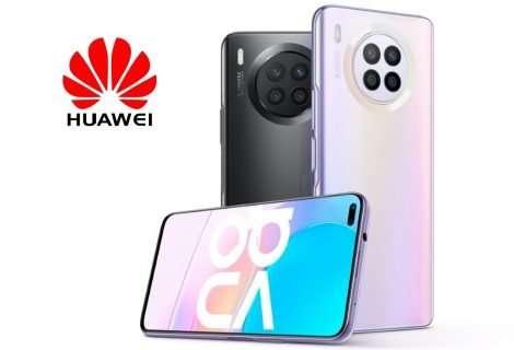 Huawei nova 8i, el nuevo lanzamiento de smartphones Huawei