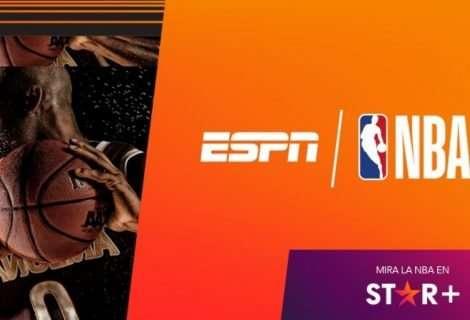 La NBA llega a STAR+ con los mejores jugadores del mundo