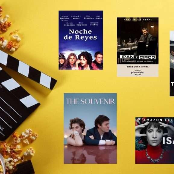 5 series de habla hispana disponibles en Amazon