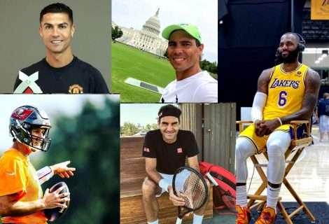 Longevidad en el deporte: ¿Cómo se cuidan los deportistas?