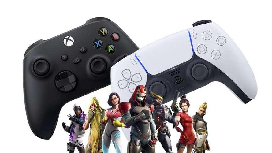 Fortnite PS5 y Xbox Series X
