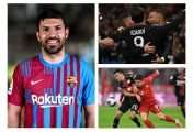 Ligas de Europa 21-22: 10 hitos de la jornada del 16 al 17 de octubre