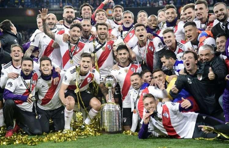 Copa Libertadores 2018 River Plate