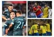 8 datos estadísticos tras la triple fecha de Clasificatorias Sudamericanas en octubre 2021